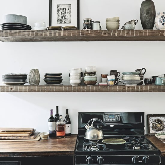 Cooking area | Be inspired by a rustic mid-century Chicago cottage | House Tours | PHOTO GALLERY | Livingetc | Housetohome