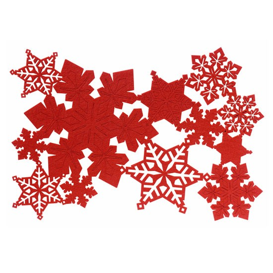 Felt placemat from Habitat | Christmas table tops | Christmas gift ...