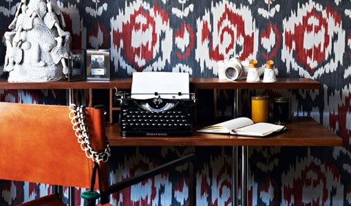 ... design ideas from Homes & Gardens. Design Ideas: Decorating with colour