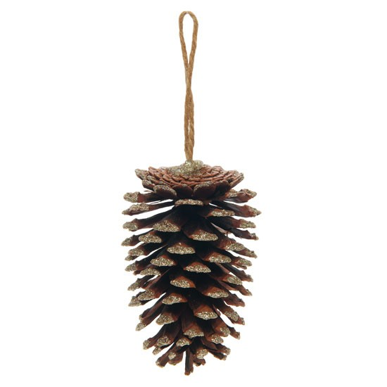 Christmas tree decorations wilkinson christmas decorating for Pine cone tree decorations