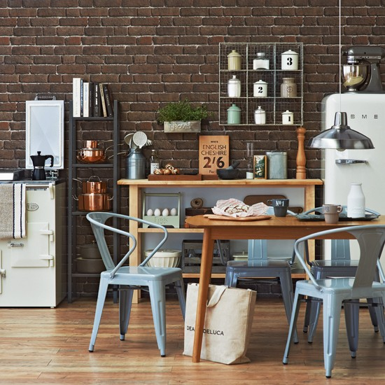 Industrial Chic Kitchen Housetohomecouk