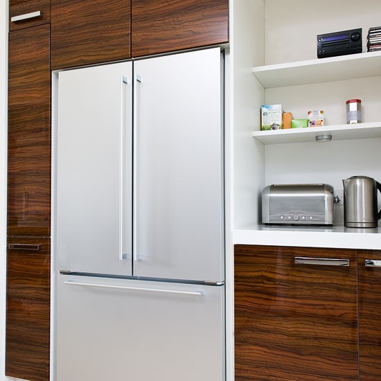 Fridge Freezers White Fridge Freezer | Kitchen