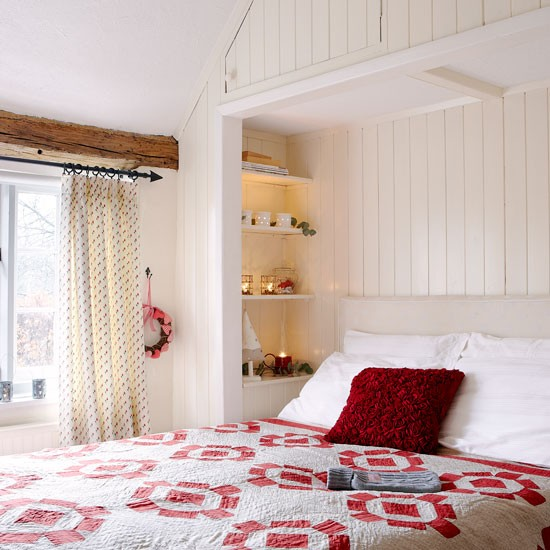 Guest Bedroom Take A Look Around This Festive Surrey