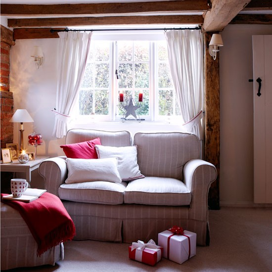 Bedroom Curtains Ikea Uk 4 Bedroom Apartment Layout Bedroom Design With Carpet Blue Victorian Bedroom: Take A Look Around This Festive Surrey