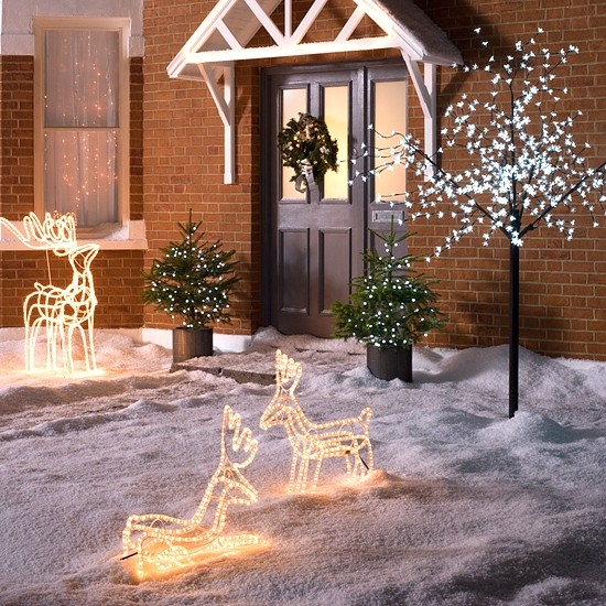 Christmas lights from B&Q | Ten Christmas ideas from B&Q