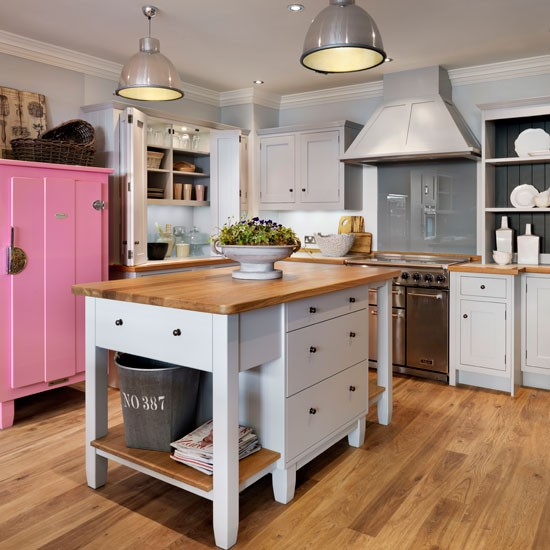 John Lewis Kitchen Worktops: Kitchen Island Ideas