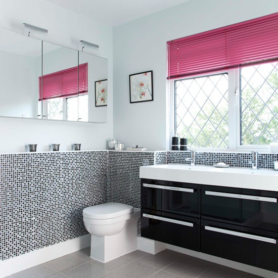 Storage-packed shower room | Bathroom | Makeover | PHOTO GALLERY | Ideal Home | Housetohome