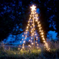 Outdoor Christmas light ideas - 10 of the best for 2012