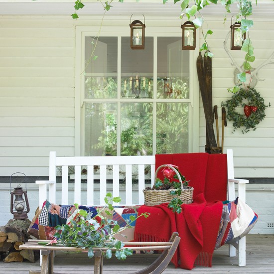 String up classic lanterns for nordic style outdoor for Classic house string sound
