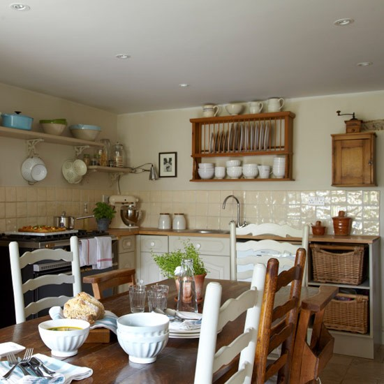 Kitchen-diner | Country cottage | PHOTO GALLERY | Ideal Home | Housetohome