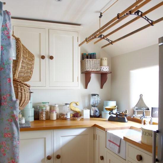 Utility room | Country cottage | PHOTO GALLERY | Ideal Home | Housetohome