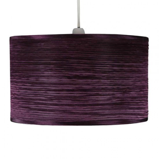 Ripple Cylinder Pendant Shade From Dunelm Mill