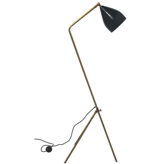 Sterling lamp from Graham and Green | living room | shopping trends | PHOTO GALLERY | Homes & Gardens | Housetohome