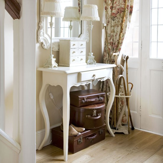 Period-style hallway | Traditional hallways | housetohome.