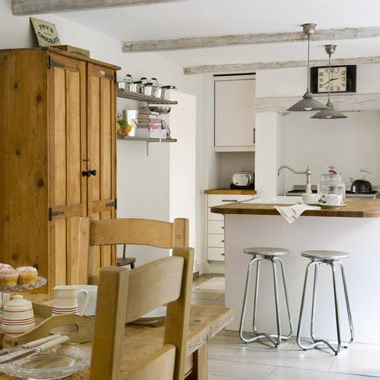 Step Inside A Renovated Farmhouse In West