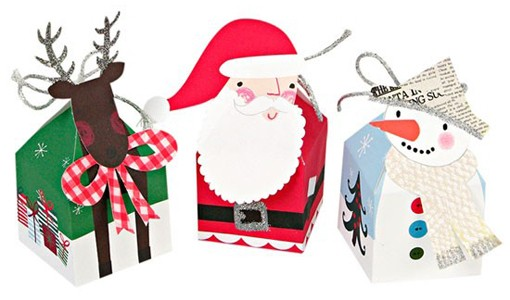 Christmas gift boxes - 10 best for 2012