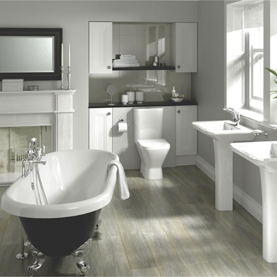 dahl bathroom suite from b q bathroom photo gallery ideal home