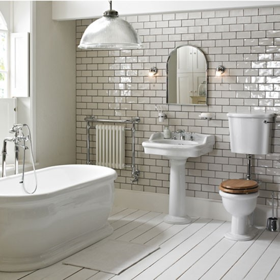 New Victoria bathroom suite from Heritage Bathrooms | Bathroom