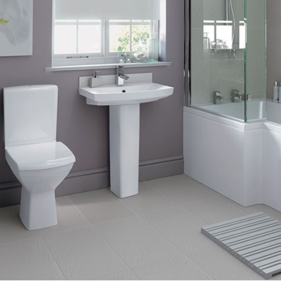 ... shower bath suite from Homebase Bathroom suites housetohome.co.uk