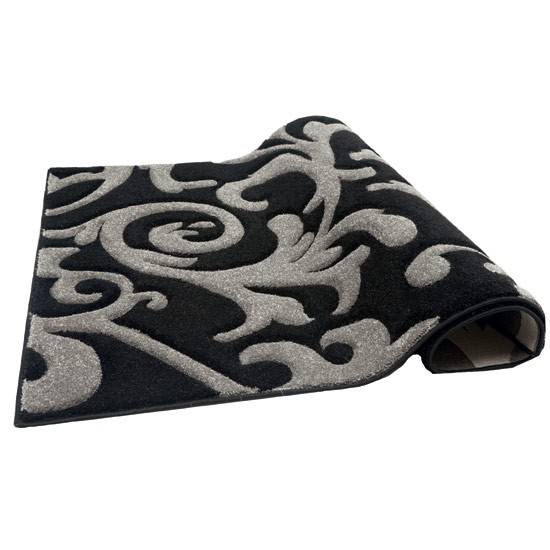 rug from dunelm mill baroque trend. Black Bedroom Furniture Sets. Home Design Ideas