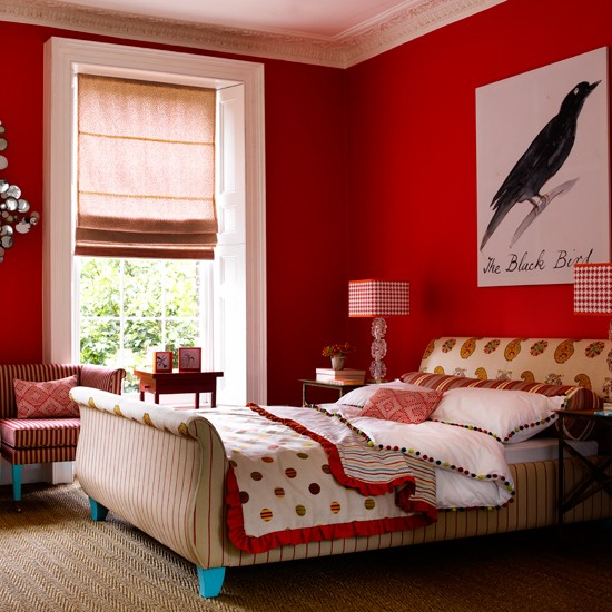 red bedroom decorating ideas traditional bedrooms