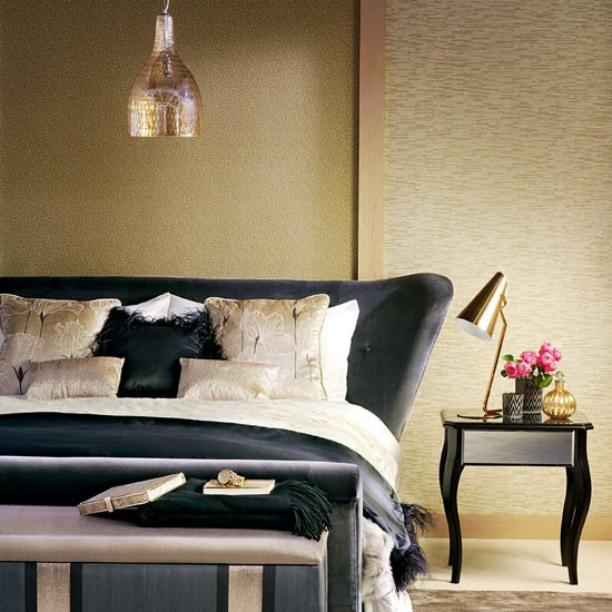 hollywood glamour bedroom photo gallery ideal home housetohome