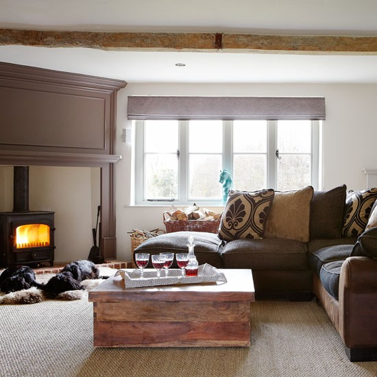 Living room   House tour   PHOTO GALLERY   Country Homes and Interiors   Housetohome