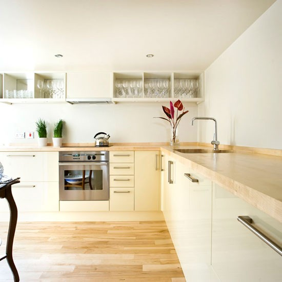 Sleek Kitchen Design: Be Inspired By This Small, Sleek Kitchen