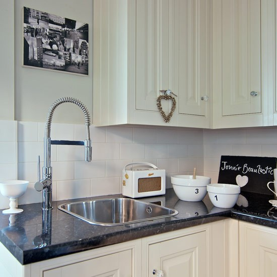 Edwardian Kitchen Sink: Sophisticated Edwardian Home
