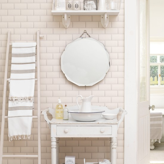 All White Bathroom Bathroom Decorating Ideas