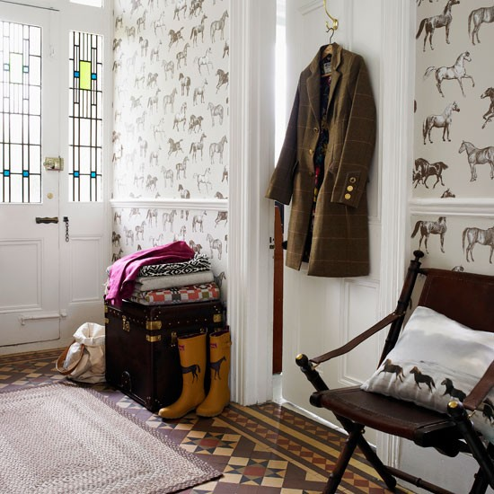 Make way for heritage style | Country hallway ideas - 10 of the best | Hallway | PHOTO GALLERY | Country Homes and Interiors | Housetohome