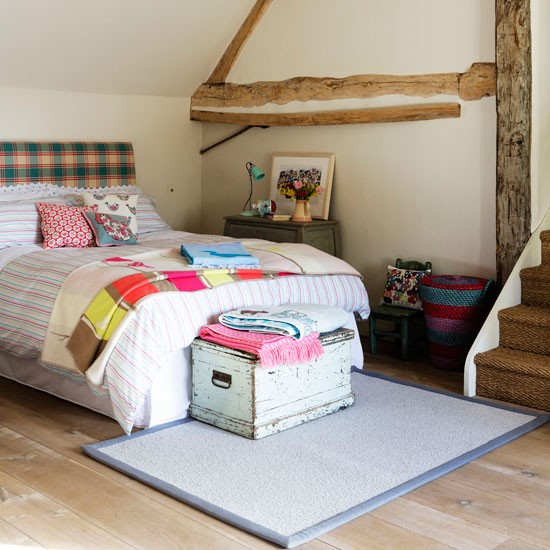 Go for an eclectic mix | Country bedroom ideas - 10 of the best | Bedroom | PHOTO GALLERY | Country Homes and Interiors | Housetohome