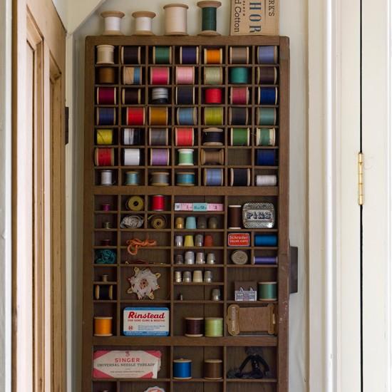 Printers Tray Storage Decorating Ideas Housetohomecouk
