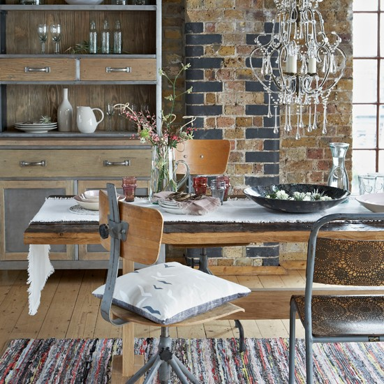 Savage trend: reclaimed furniture | Spring trends decorating ideas | PHOTO GALLERY | Housetohome.co.uk