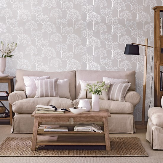 Cosy neutral living room for Next living room designs