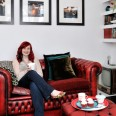 Take a look around Claire&#039;s quirky vintage-style home