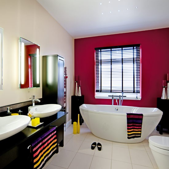 Cute Towel Ideas Family Bathroom Ideas