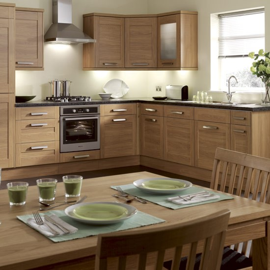 Haywood kitchen from magnet budget kitchen units for Kitchen ideas magnet