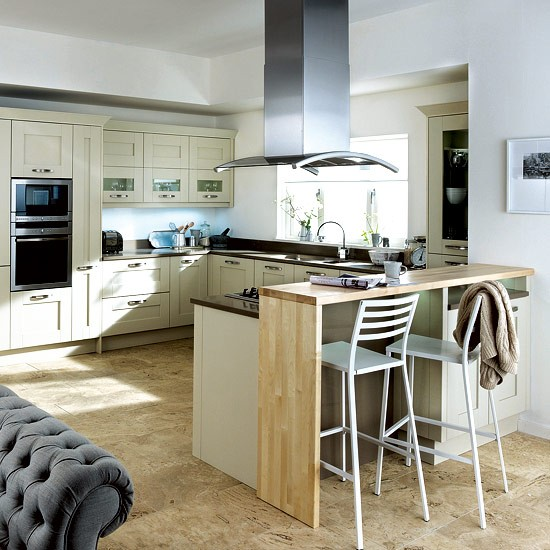 Milbourne kitchen from second nature budget kitchen for Second kitchen ideas