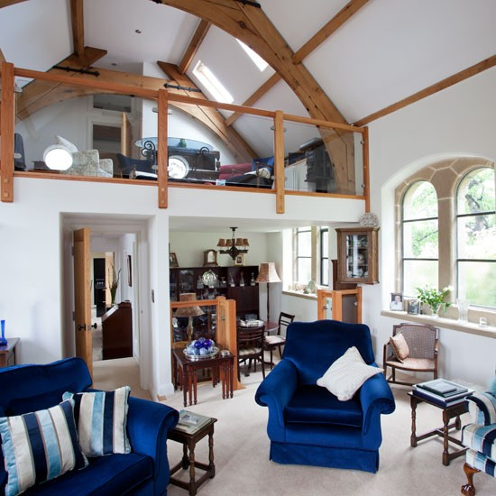 Take A Tour Around A Delightful Remodelled Church Hall