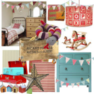 Childrens Room - Country Vintage
