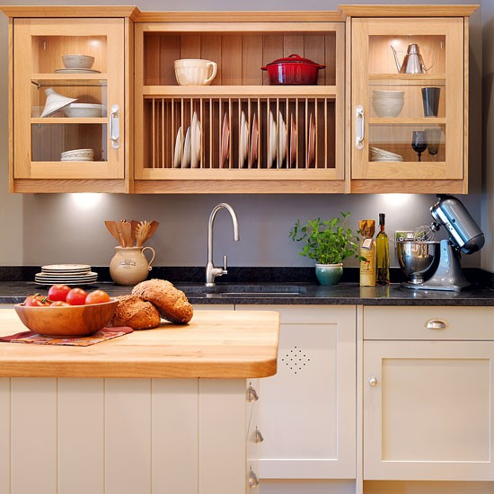 shaker natural kitchen from john lewis of hungerford
