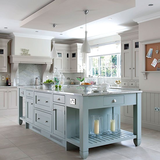 John Lewis Kitchen Worktops: Carved Shaker Kitchen From Hayburn & Co