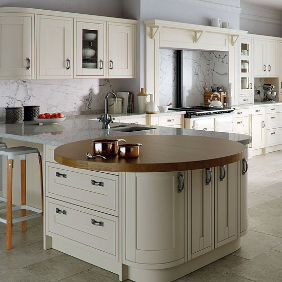 Calgary kitchen from Ellis Furniture | Shaker-style kitchen units