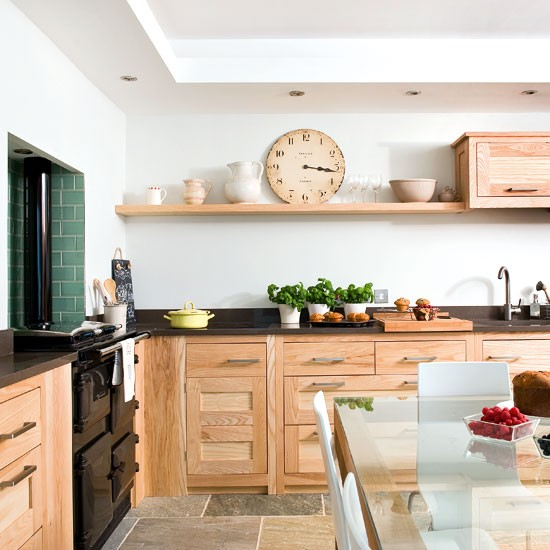 Step Inside A Coastal Kitchen Filled