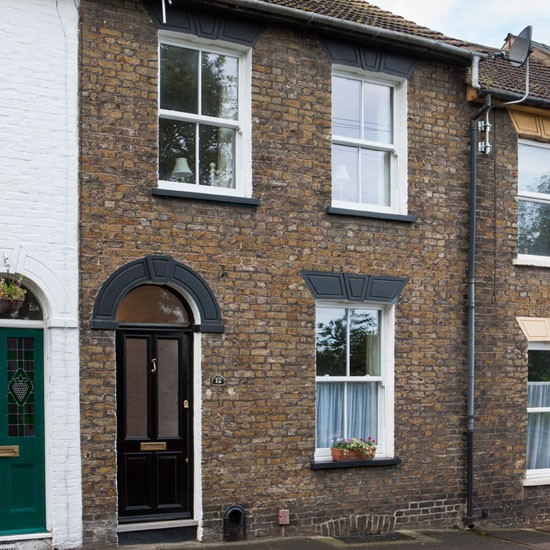 Be inspired by this victorian terrace for House doors with windows