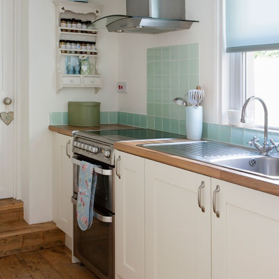 Kitchen be inspired by this victorian terrace for Kitchen ideas terraced house