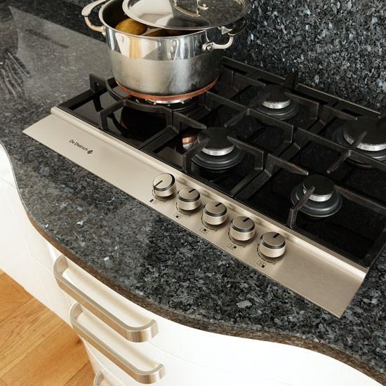 Kitchen Outlet Hob ~ Hob take a tour around sleek hi gloss kitchen with