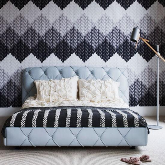 Textured wallpaper bedroom ideas 2017 grasscloth wallpaper for Bedroom wallpaper texture