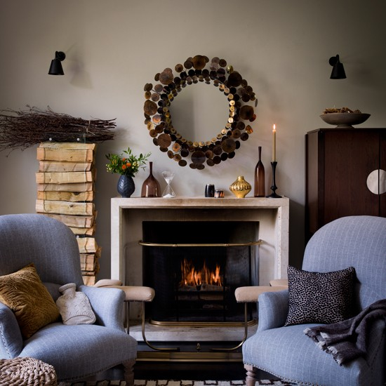 Grey and neutral living room for Grey and neutral living room
